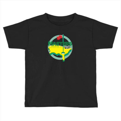 Masters Golf Toddler T-shirt Designed By Coşkun