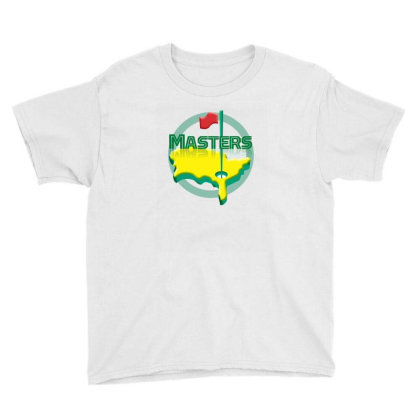Masters Golf Youth Tee Designed By Coşkun