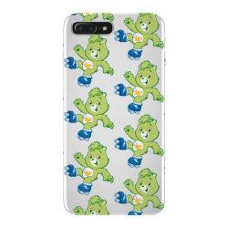 Rainbow green skate bear iPhone 7 Plus Case | Artistshot