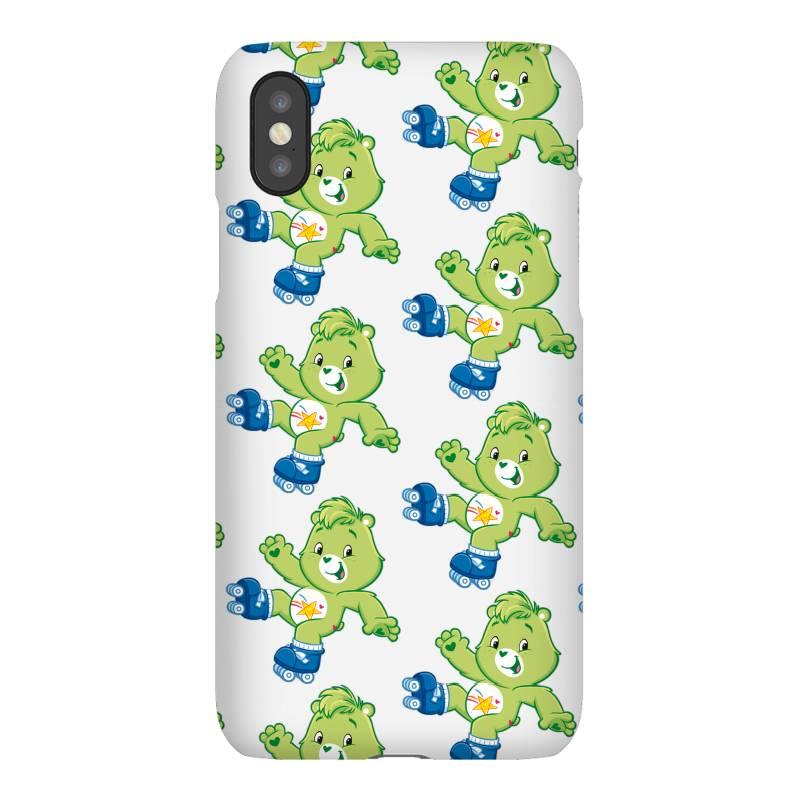 Rainbow Green Skate Bear Iphonex Case | Artistshot