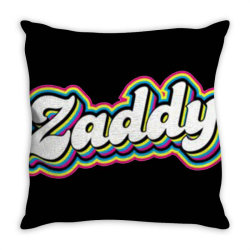 plant zaddy colorful Throw Pillow | Artistshot