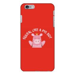 Happy Pig iPhone 6 Plus/6s Plus Case | Artistshot