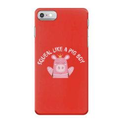 Happy Pig iPhone 7 Case | Artistshot