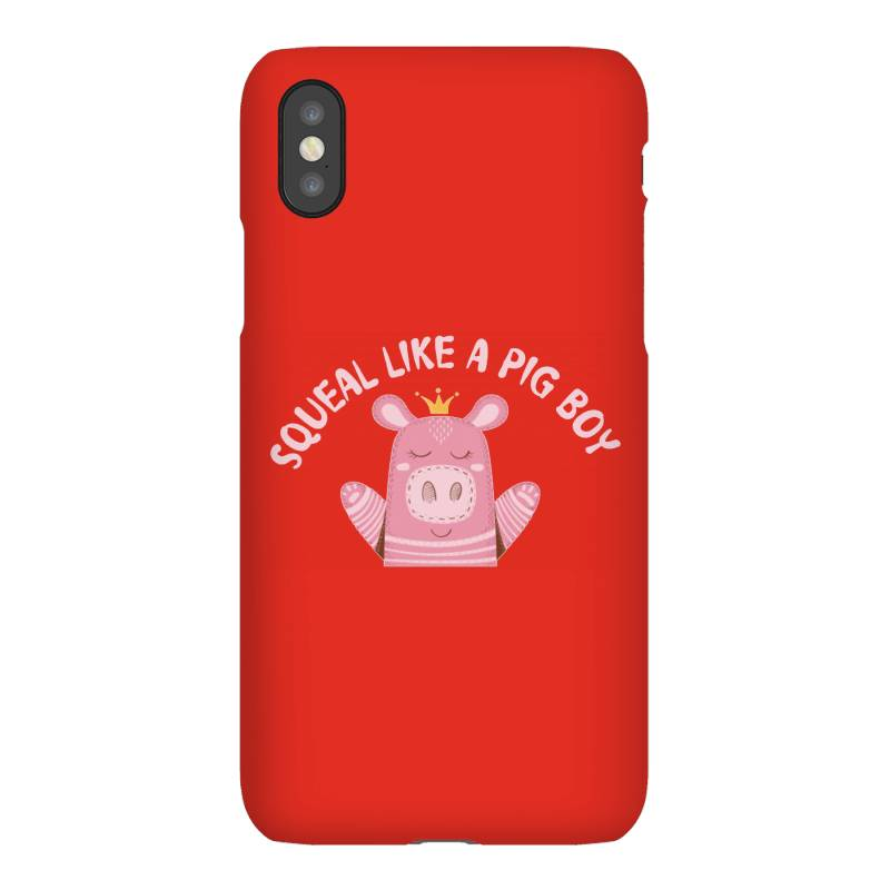 Happy Pig Iphonex Case | Artistshot