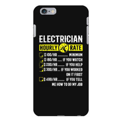 funny electrician gifts iPhone 6 Plus/6s Plus Case | Artistshot