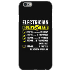 funny electrician gifts iPhone 6/6s Case | Artistshot