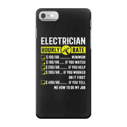 funny electrician gifts iPhone 7 Case | Artistshot