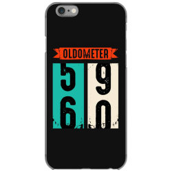 oldometer 59 60 car lover vintage retro iPhone 6/6s Case   Artistshot