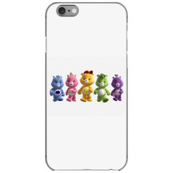 Rainbow bear care bear party iPhone 6/6s Case | Artistshot