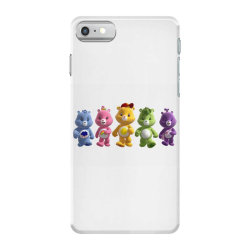 Rainbow bear care bear party iPhone 7 Case | Artistshot