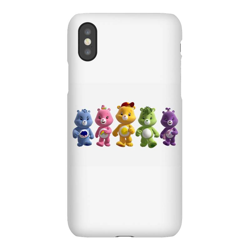 Rainbow Bear Care Bear Party Iphonex Case | Artistshot