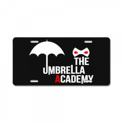 funny umbrellas License Plate   Artistshot