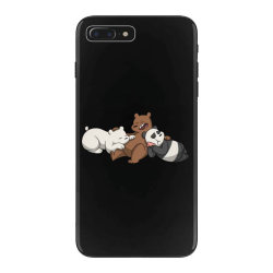 Grizzly bear panda brothers iPhone 7 Plus Case | Artistshot
