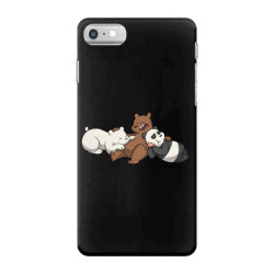 Grizzly bear panda brothers iPhone 7 Case | Artistshot