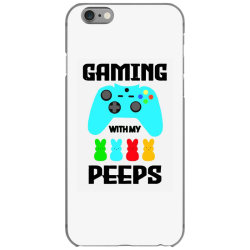 gaming with my easter peeps funny gaming iPhone 6/6s Case | Artistshot