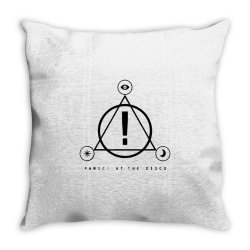 band symbol Throw Pillow | Artistshot