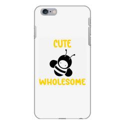 cute wholesome bee iPhone 6 Plus/6s Plus Case | Artistshot