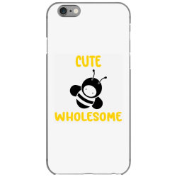 cute wholesome bee iPhone 6/6s Case | Artistshot