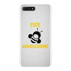 cute wholesome bee iPhone 7 Plus Case | Artistshot