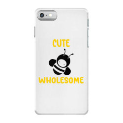 cute wholesome bee iPhone 7 Case | Artistshot