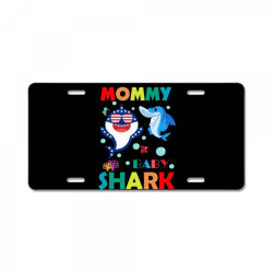 BABY SHARK License Plate | Artistshot