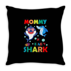BABY SHARK Throw Pillow | Artistshot