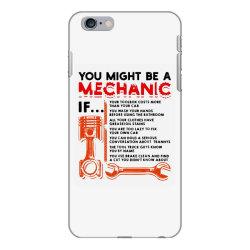you might be a mechanic iPhone 6 Plus/6s Plus Case | Artistshot