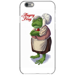 Angry Frog iPhone 6/6s Case | Artistshot