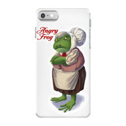 Angry Frog iPhone 7 Case | Artistshot