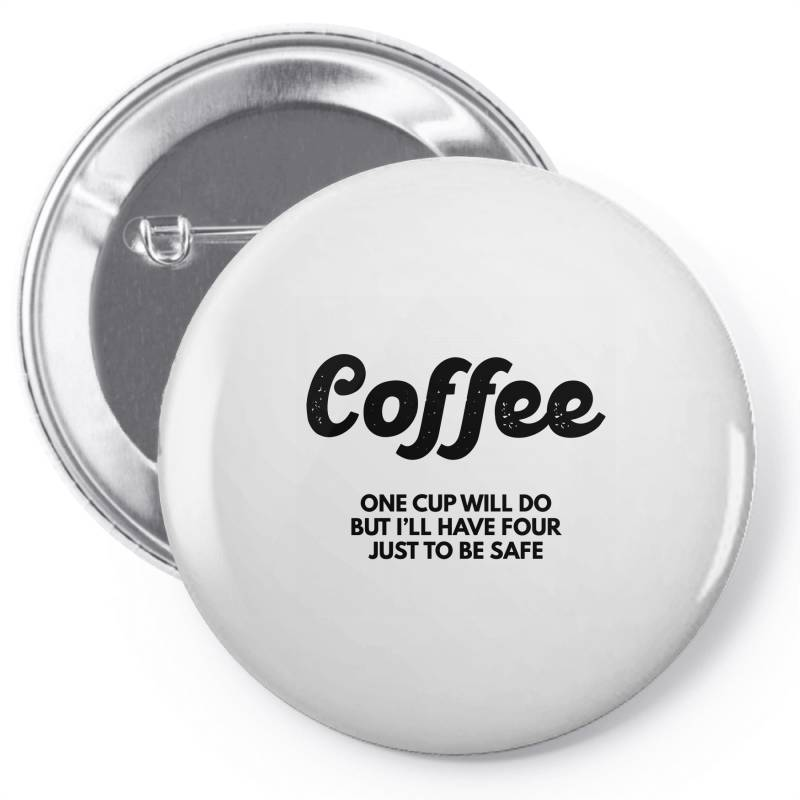 Coffee Pin-back Button   Artistshot