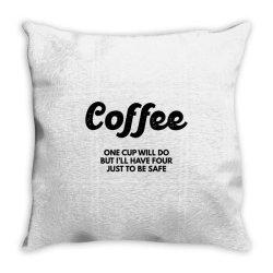 coffee Throw Pillow | Artistshot