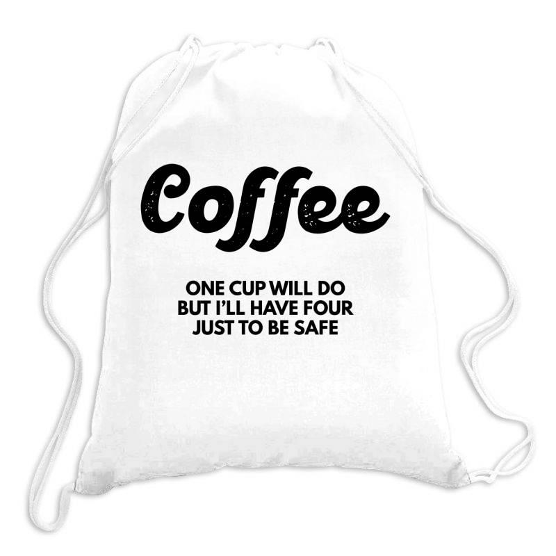 Coffee Drawstring Bags | Artistshot