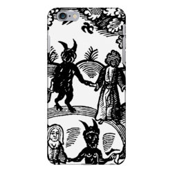 dance with the de.vil  classic t shirt iPhone 6 Plus/6s Plus Case | Artistshot