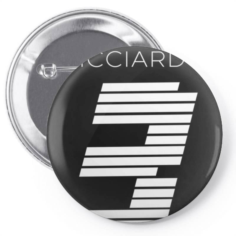 Da.ni. El Ricci .ardo Classic T Shirt Pin-back Button | Artistshot