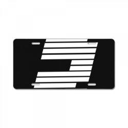 da.ni. el ricci .ardo classic t shirt License Plate | Artistshot