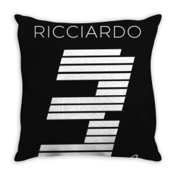 da.ni. el ricci .ardo classic t shirt Throw Pillow | Artistshot