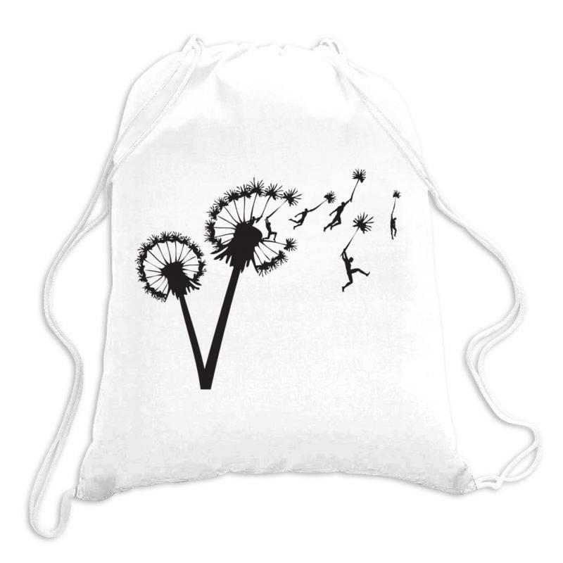 Dandy .lion People Flight Essential T Shirt Drawstring Bags | Artistshot