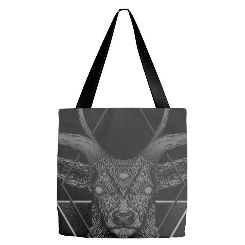 Dark Deer Classic T Shirt Tote Bags | Artistshot