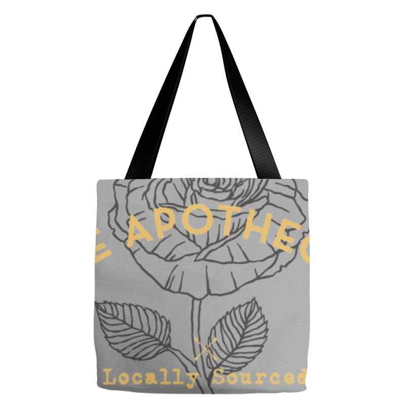 Dar  Ro .se Apothecary Classic T Shirt Tote Bags | Artistshot