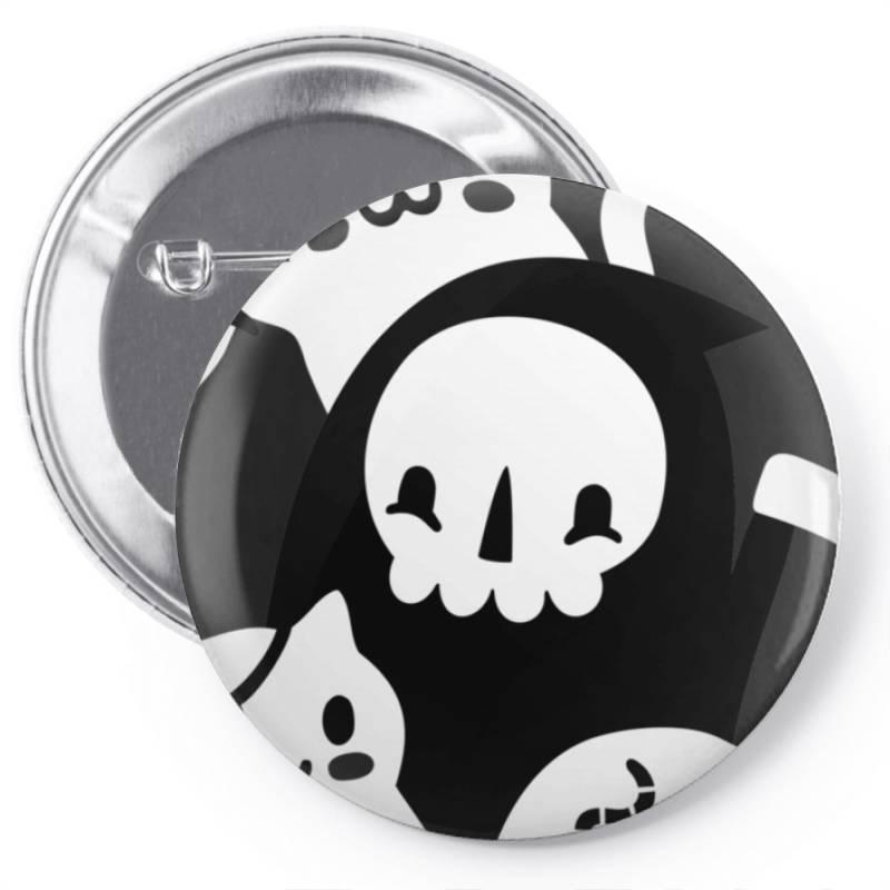De Aths Little Hel.pers Classic T Shirt Pin-back Button | Artistshot