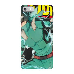 ku  full cowl my  academia tri blend t shirt iPhone 7 Case | Artistshot