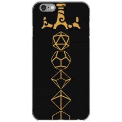 dice set sword tabletop .r.p.g gam  classic t shirt iPhone 6/6s Case | Artistshot