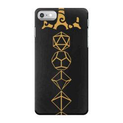 dice set sword tabletop .r.p.g gam  classic t shirt iPhone 7 Case | Artistshot