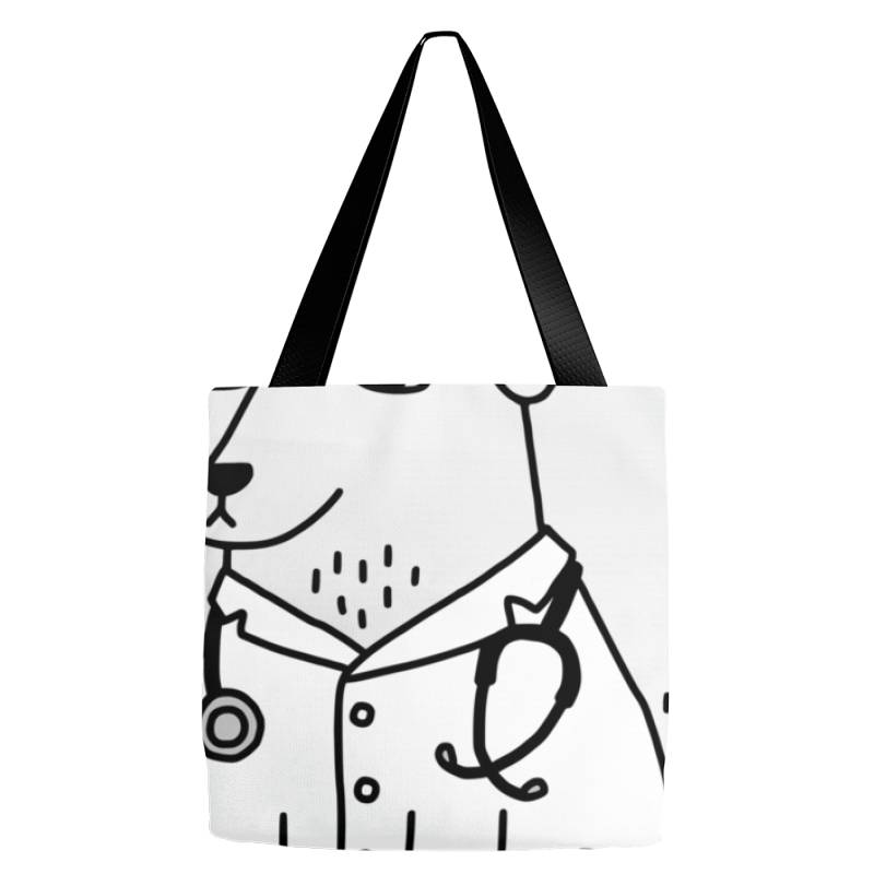 Dog Dogtor Classic T Shirt Tote Bags | Artistshot