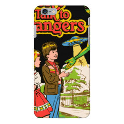 don not &x27  talk to strangers classic t shirt iPhone 6 Plus/6s Plus Case | Artistshot