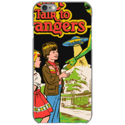 don not &x27  talk to strangers classic t shirt iPhone 6/6s Case | Artistshot