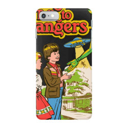 don not &x27  talk to strangers classic t shirt iPhone 7 Case | Artistshot
