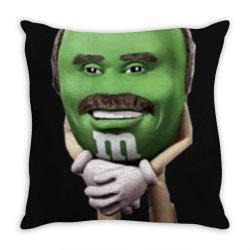 dr philphil m&m classic t shirt Throw Pillow | Artistshot