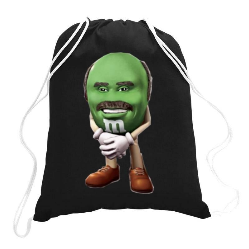 Dr Philphil M&m Classic T Shirt Drawstring Bags | Artistshot