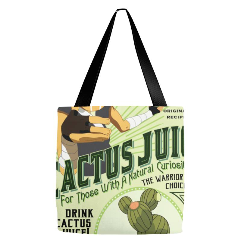 Drink Cac . Tus Juice Classic T Shirt Tote Bags | Artistshot
